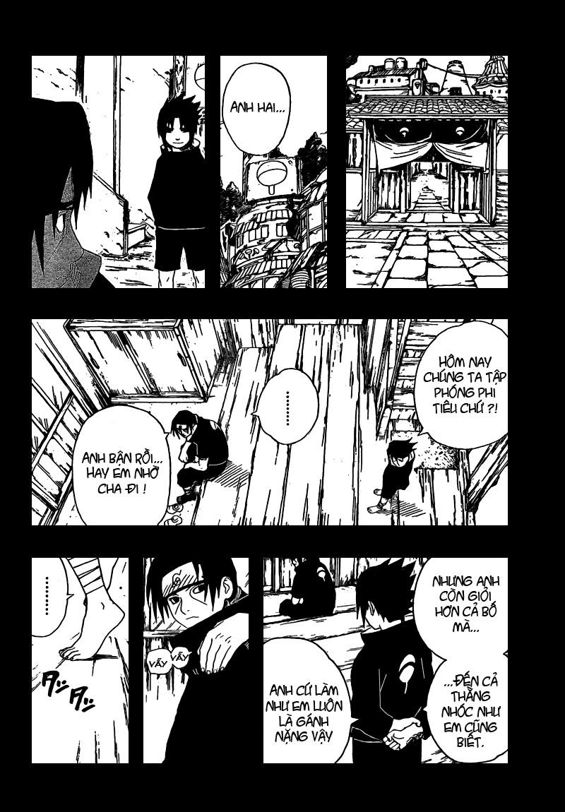 Naruto chap 402 Trang 8 - Mangak.info
