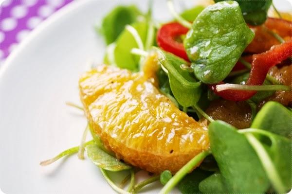biokiste v kartoffel pastinaken auflauf mit mangold und postelein salat obsessed with food. Black Bedroom Furniture Sets. Home Design Ideas