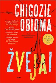 """Šiuo metu skaitau: Chigozie Obioma """"Žvejai"""""""