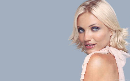 Cameron Diaz Hollywood Glamorous Wallpaper
