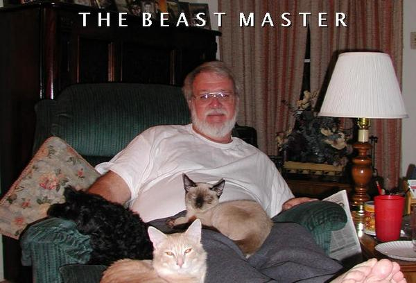 The Beastmaster Movie FerretsThe Beastmaster Ferrets
