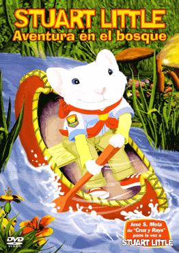 Stuart Little 3: Aventura en el bosque