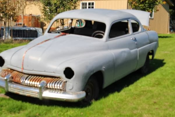 State of the Market - 1949 to 1950 Mercury Coupe (not a ...