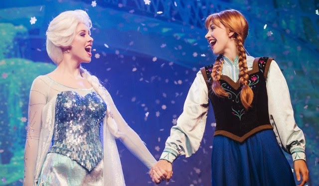 For The First Time in Forever: A Frozen Sing-Along at Disney's Hollywood Studios