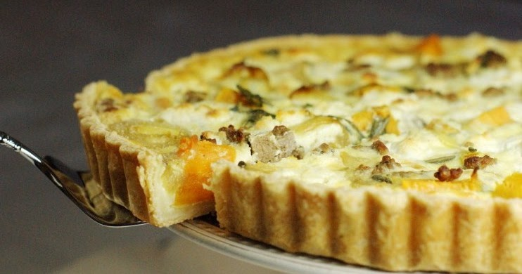 The kitchen is my playground roasted sweet potato for The best quiche ever
