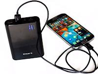 Teknologi Bahan Baterai Ponsel HP Masa Depan Hanya dengan Gerak
