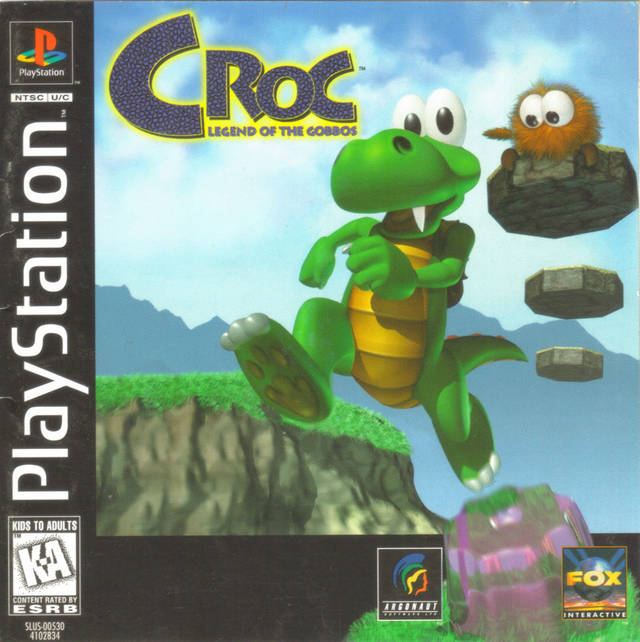 croc legend of the gobbos download