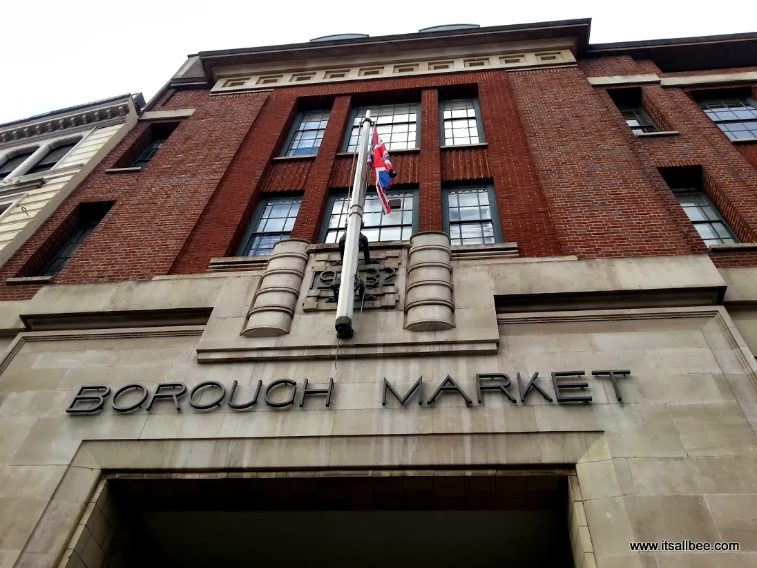 Borough Market - London Bridge
