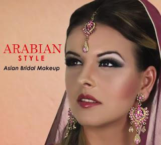 Wedding Makeup Tutorial Asian : New Arabian Style Asian Bridal Makeup Tutorial - Style ...