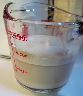yeast proofing