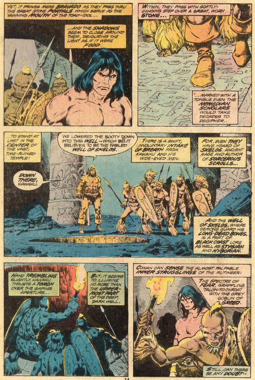 Conan the Barbarian (1970) Issue #73 #85 - English 9