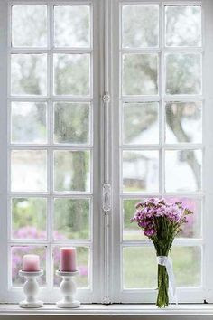 Vivre shabby chic shabby windows white ideas - Porte stile shabby chic ...