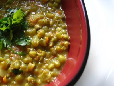 Mung Bean and Coconut Milk Soup | Lisa's Kitchen | Vegetarian Recipes ...
