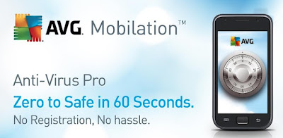 AVG Mobilation Antivirus Pro
