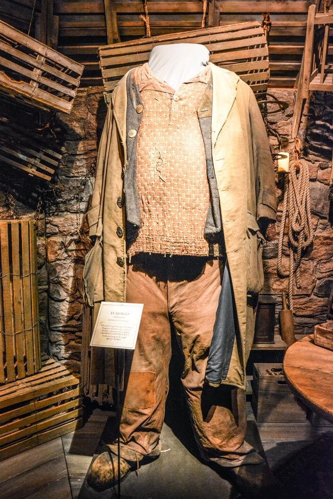 hagrid's clothes