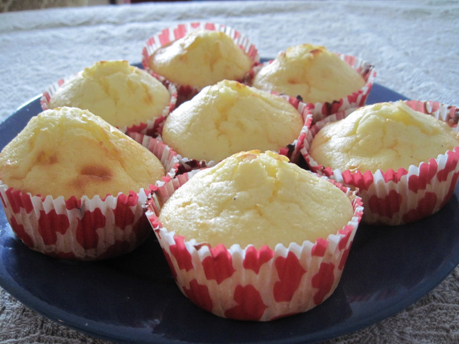 muffins med kvarg