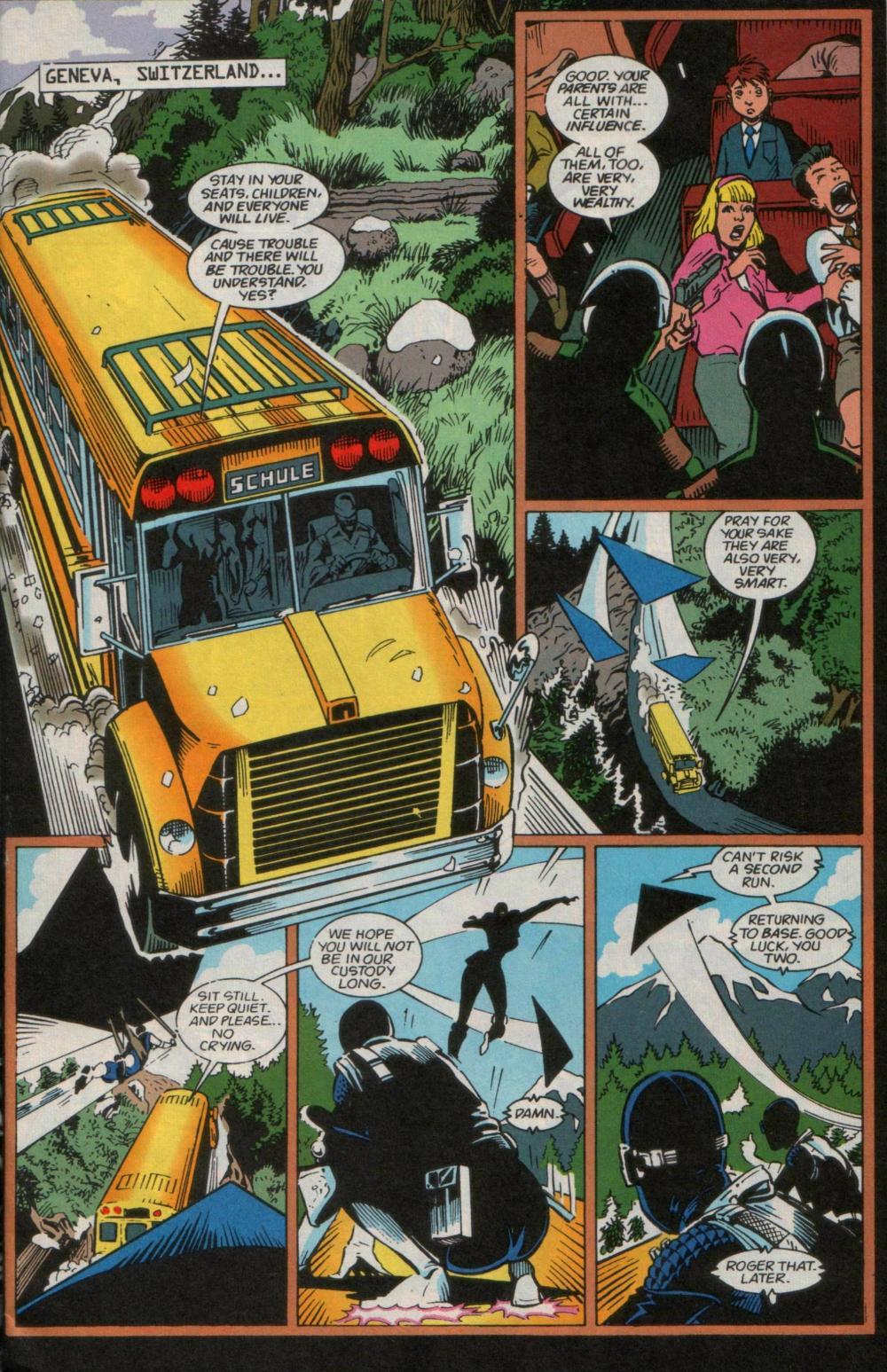 Deathstroke (1991) Issue #55 #60 - English 2