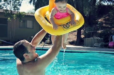 aprendiendo-asermadre_la experiencia en la piscina
