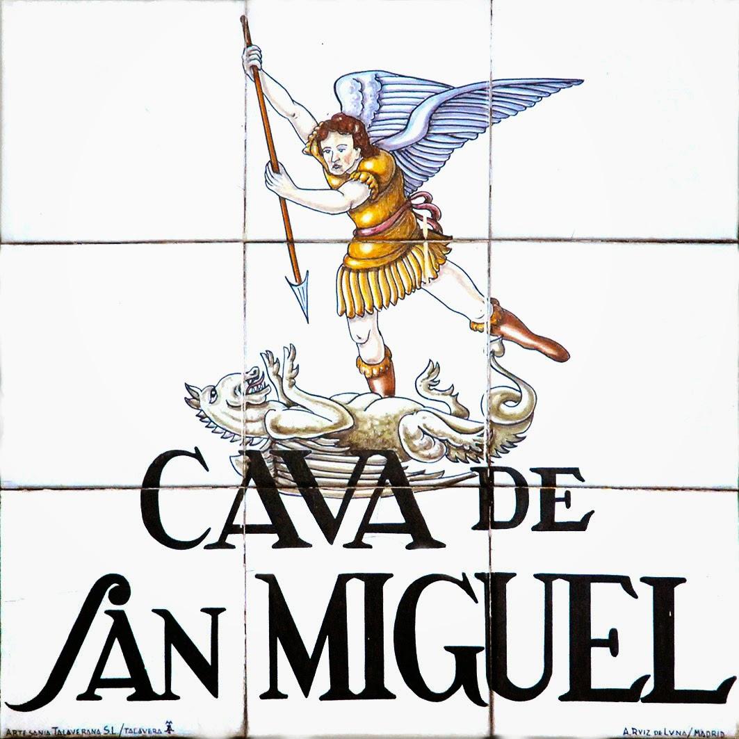 Cava de San Miguel