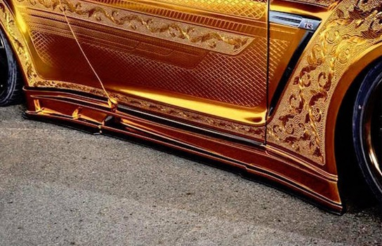 Seni Kereta Paling Gempak Dalam Sejarah