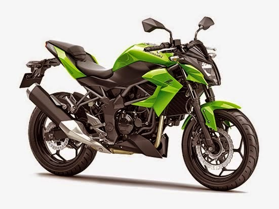 Kawasaki Z250L Specifications