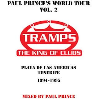 Tramps Tenerife 1994-1995