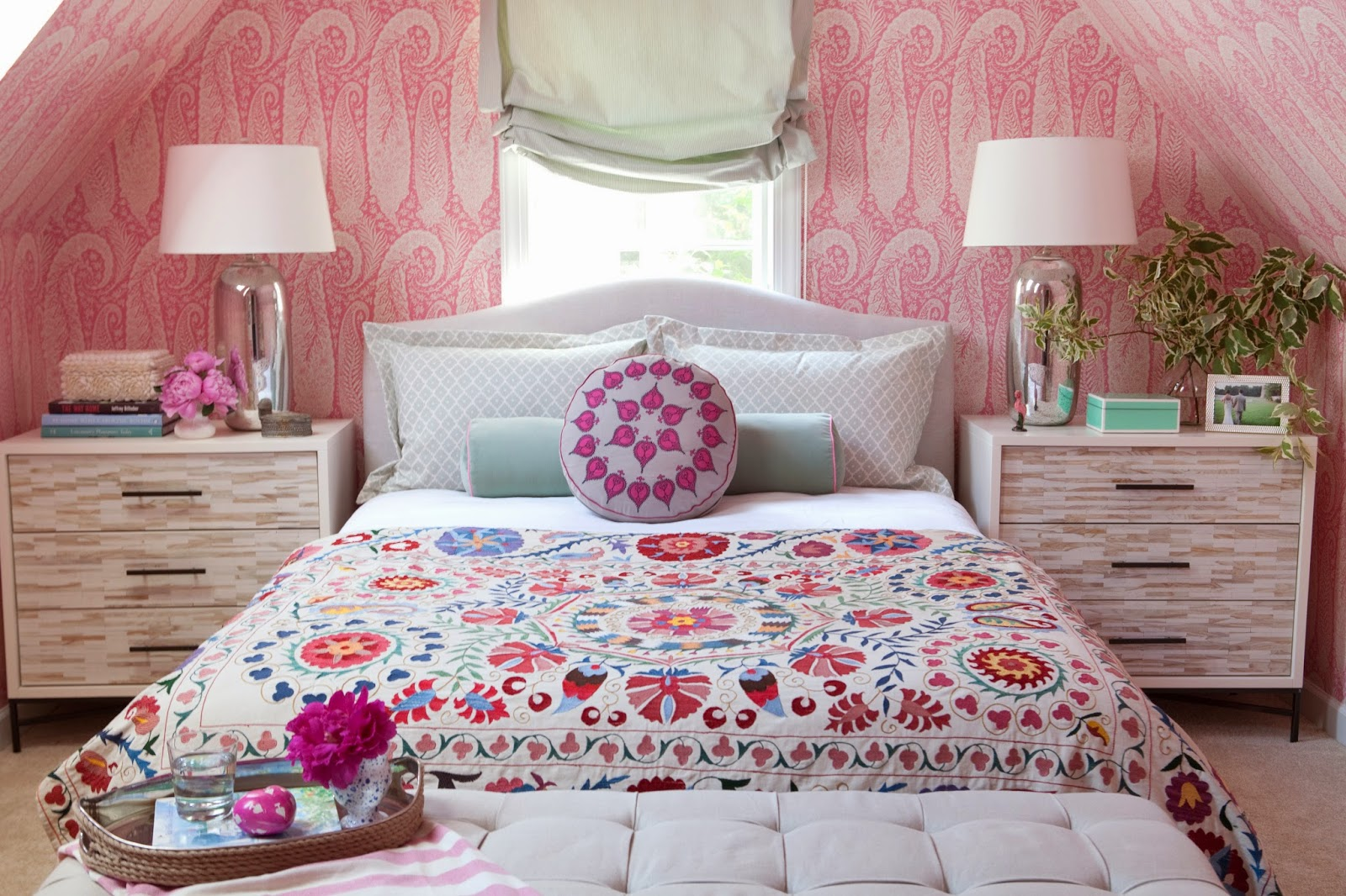 1000+ Images About Pink Bedrooms For Grown-ups On