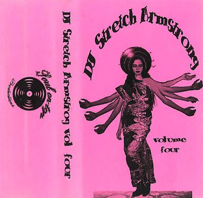 Stretch Armstrong – Volume Four (Cassette) (1996) (320 kbps)