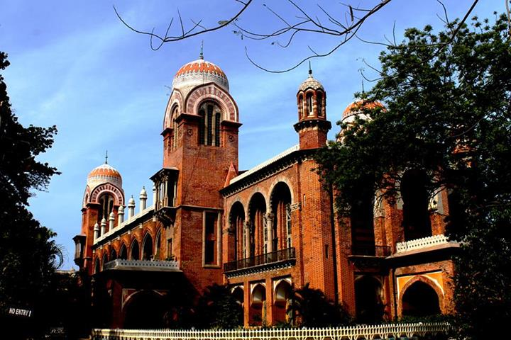 University of Madras- Chennai , Tamil Nadu , India   Photo :: Mathan Kumar
