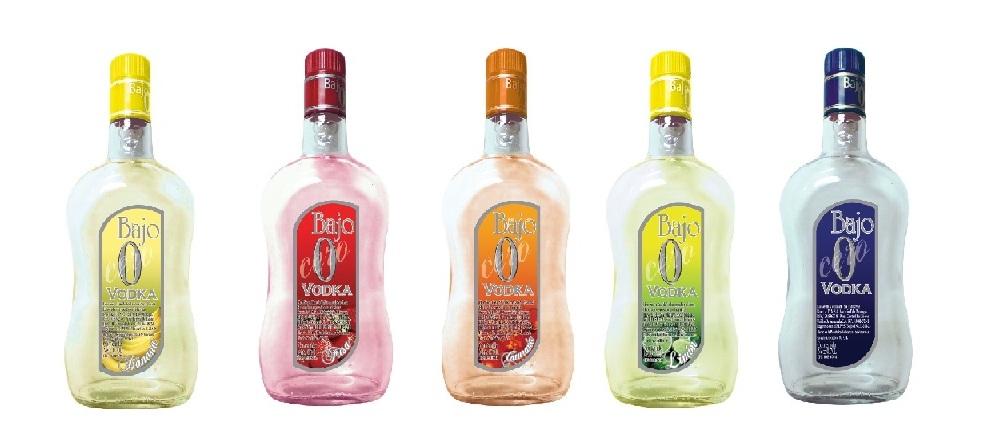 Vodka Bajo Cero