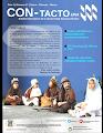 Boletín Institucional Con-Tacto UNA N°. 17 Marzo - Abril