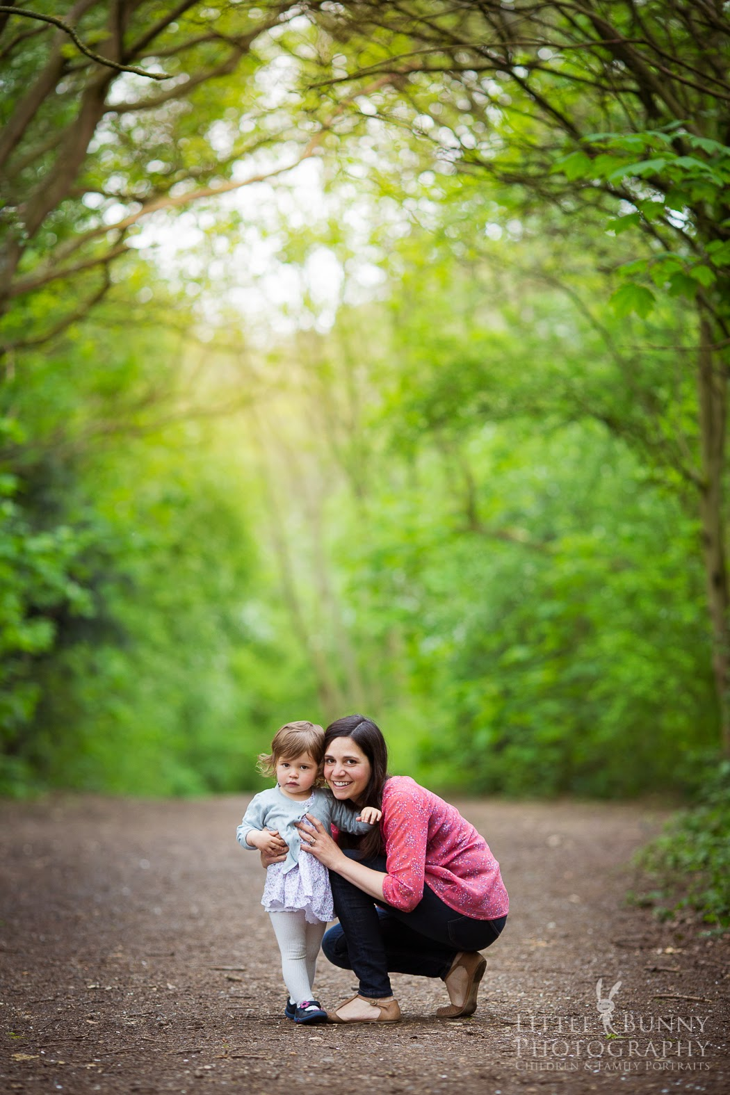 Mother and daughter photographer East London