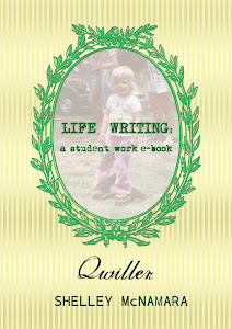Life Writing: a student work e-book