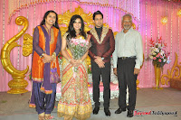 Celebraties at Actor Bharat n Jessy Wedding Reception Photos+%2528158%2529 Actor Bharath n Jessy Wedding Photos