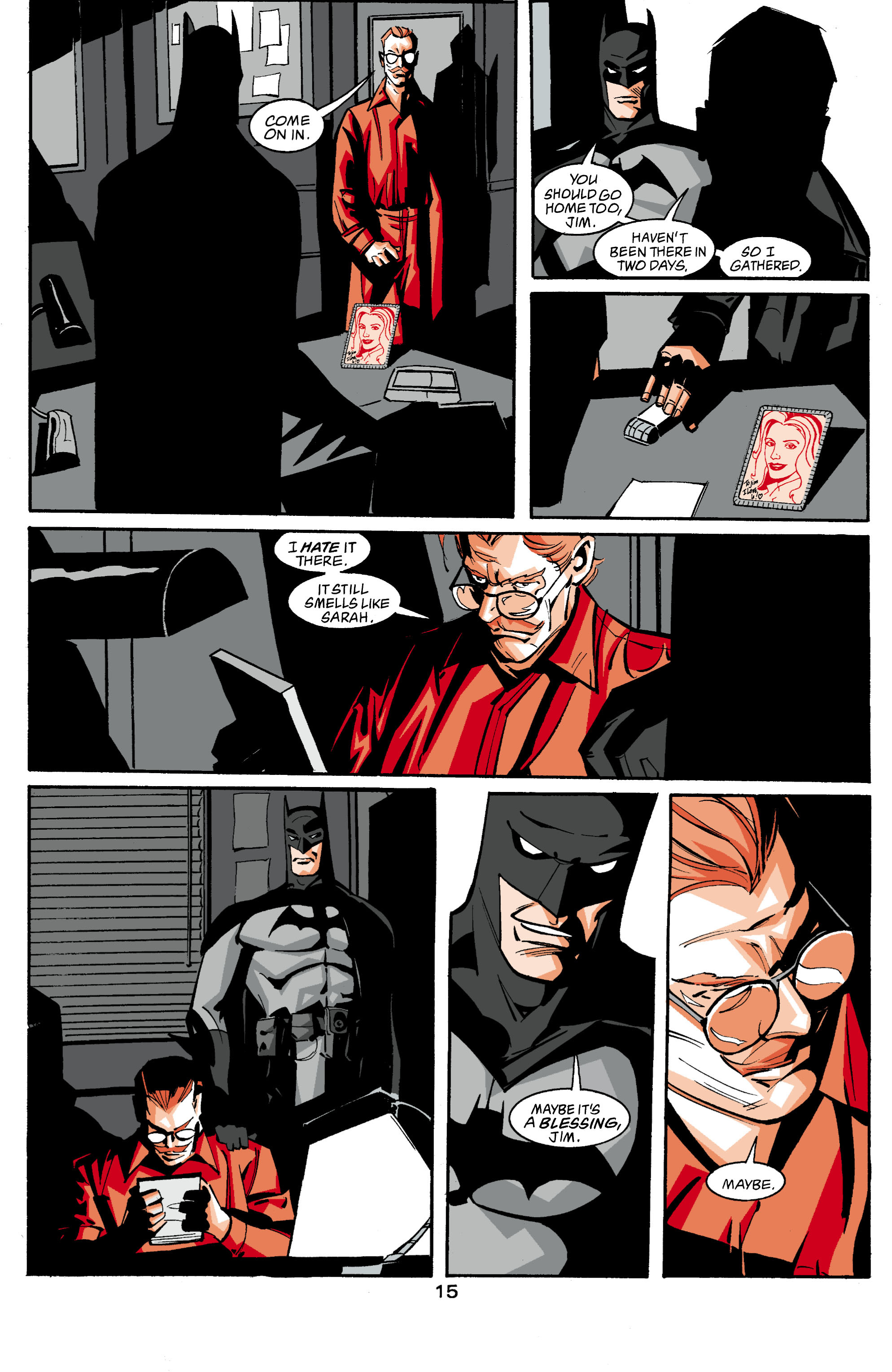 Detective Comics (1937) Issue #745 Page 15