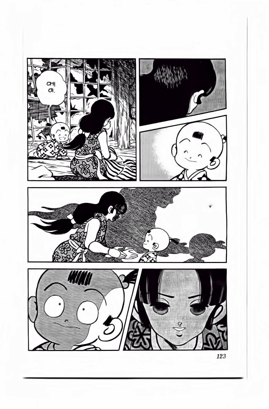 Nijiiro Togarashi - Ớt Bảy Màu chap 76 - Trang 12