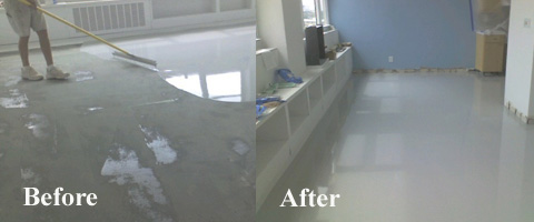 Concretepolishingassociation this site is for Buffing stained concrete floors