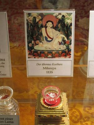 Milarepa, Maitreya Reliquien, Bottighofen, Bodensee, Bodenseeforum