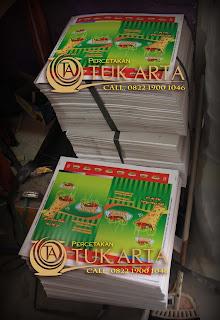 cetak kardus kebab turki