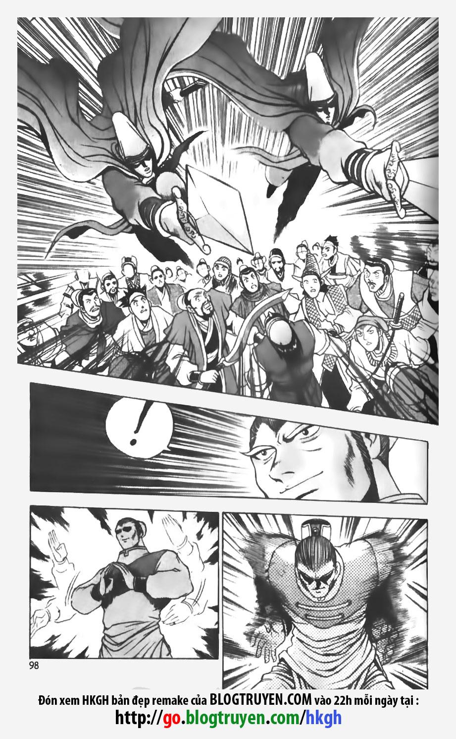 Hiệp Khách Giang Hồ chap 134 Trang 17 - p0sixspwn.com