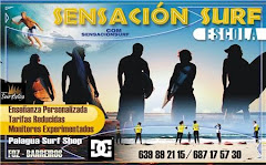 SENSACION SURF ESCOLA FOZ