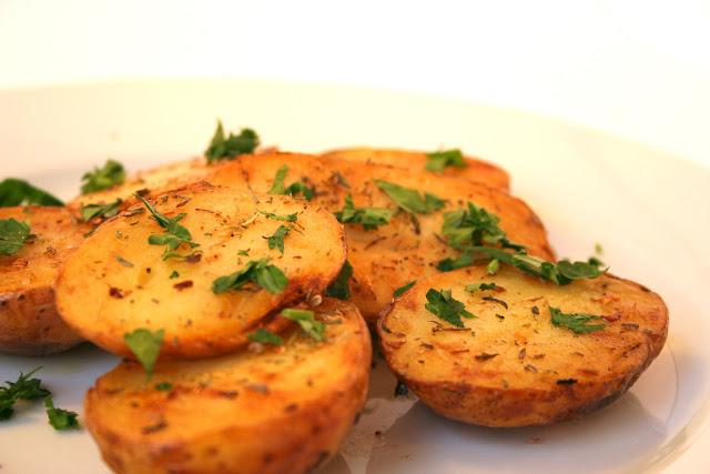 πατάτες σοτέ, saute potatoes