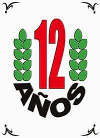12º ANIVERSARIO