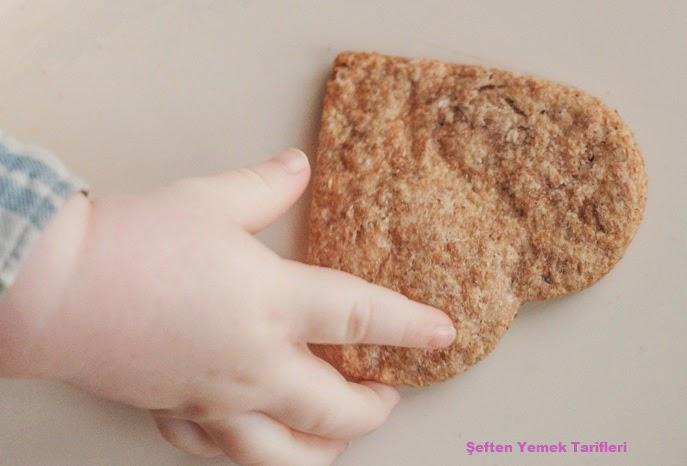bebek diş kaşıma kurabiyesi