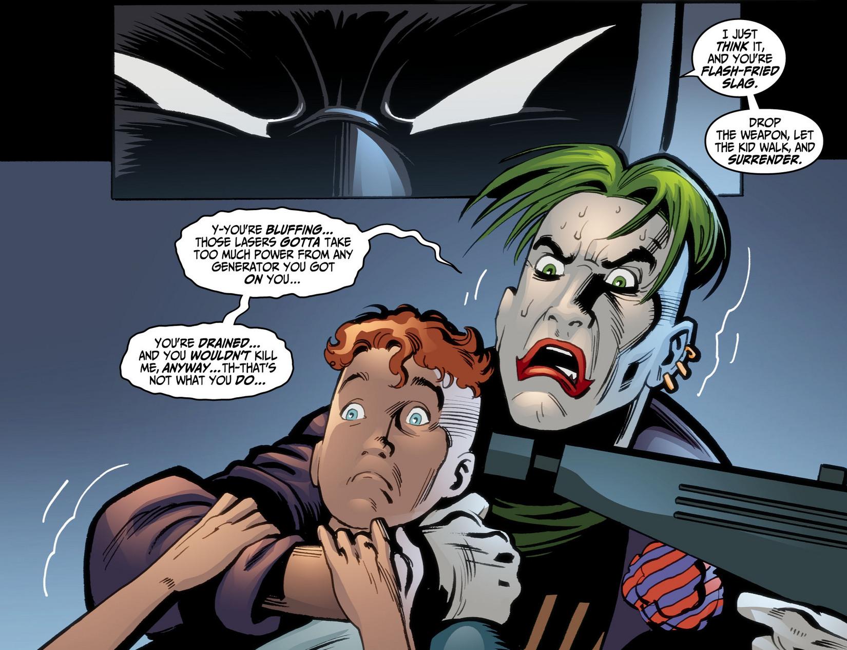 Batman Beyond (2012) Issue #9 #9 - English 15