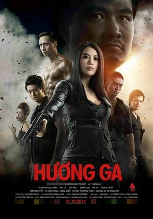Huong Ga 2014 poster
