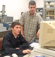SUNY Plattsburg - Dr. Ken Podolak - Physics Faculty