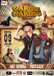 Concurso Garota e Garoto Country Expoagro/2015