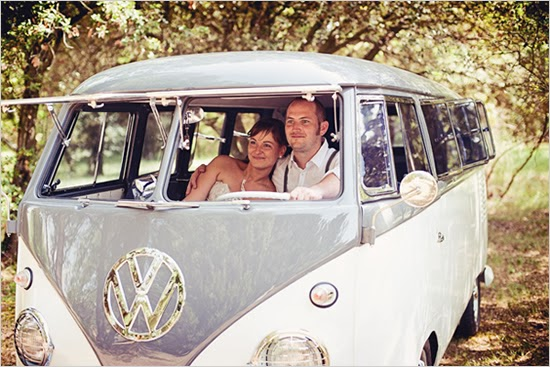 photo elodie ciriani - Location Combi Volkswagen Mariage