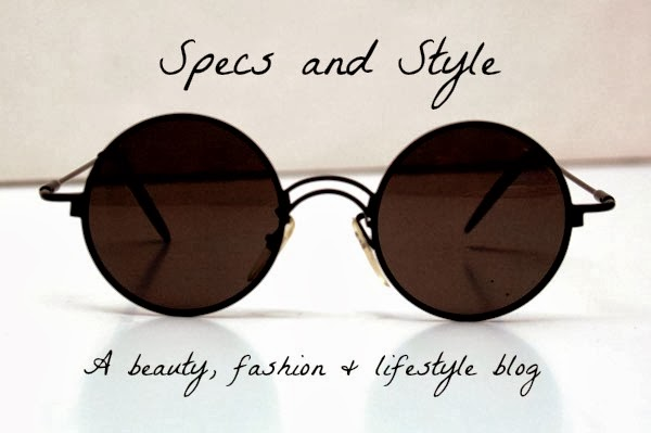 Specs and Style